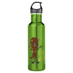 Zootopia | Yax - Be Free with Me Water Bottle