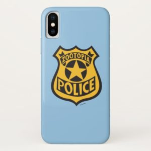 Zootopia | Zootopia Police Badge Case-Mate iPhone Case