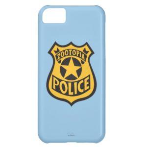 Zootopia | Zootopia Police Badge Case-Mate iPhone Case