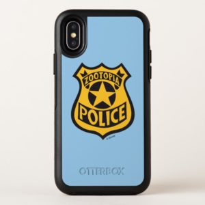 Zootopia | Zootopia Police Badge OtterBox iPhone Case