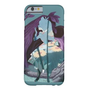 Alice Daisy Field Silhouette in Tulgey Woods Case-Mate iPhone Case