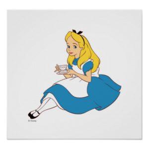 Alice Disney Poster