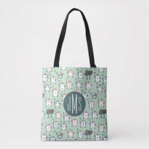 Alice In Wonderland | Card Soldiers - Monogram Tote Bag