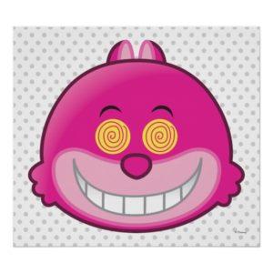 Alice in Wonderland | Cheshire Cat Emoji 3 Poster