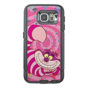 Alice in Wonderland   Cheshire Cat Smiling OtterBox Samsung Galaxy S6 Case
