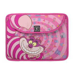 Alice in Wonderland   Cheshire Cat Smiling Sleeve For MacBook Pro