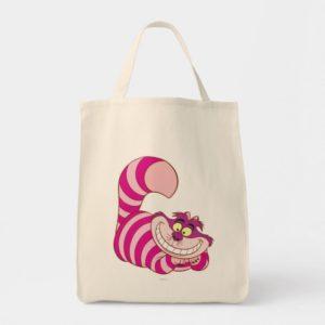 Alice in Wonderland   Cheshire Cat Smiling Tote Bag