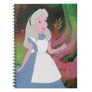 Alice in Wonderland Film Still 1 Notebook