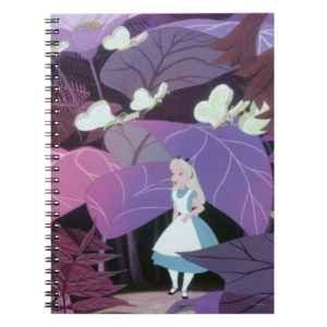 Alice in Wonderland Film Still 2 Notebook