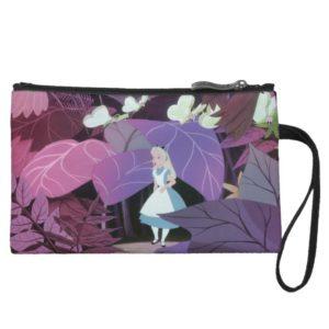 Alice in Wonderland Film Still 2 Wristlet Wallet