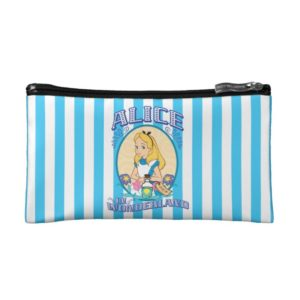 Alice in Wonderland - Frame Makeup Bag