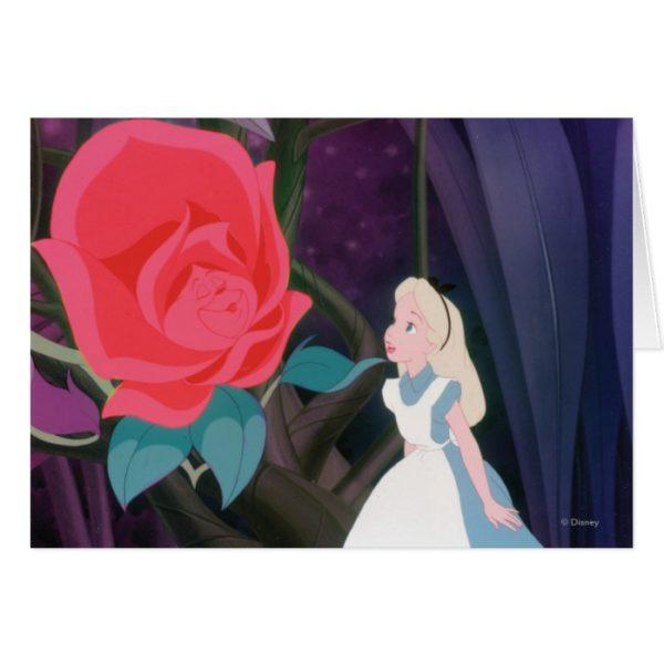 Alice in Wonderland Garden Flower Film Still