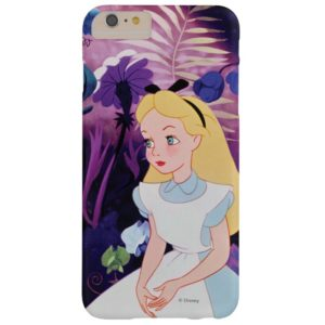 Alice in Wonderland Garden Flowers Film Still Case-Mate iPhone Case