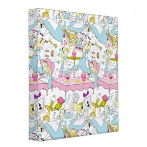 Alice in Wonderland | Oversized Pattern Binder
