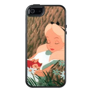 Alice in Wonderland Sleeping 2 OtterBox iPhone Case