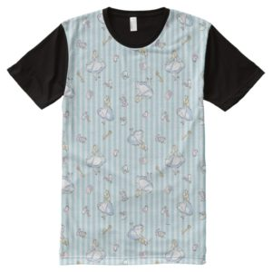 Alice in Wonderland | This Way to Wonderland All-Over-Print T-Shirt
