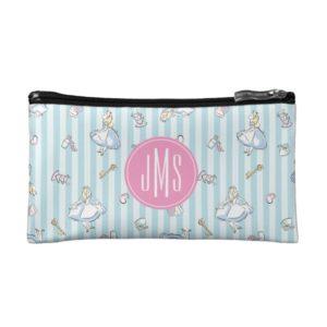 Alice in Wonderland | This Way to Wonderland Makeup Bag
