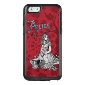 Alice in Wonderland - Tim Burton 3 OtterBox iPhone Case