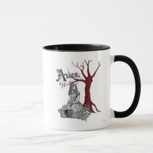Alice in Wonderland - Tim Burton Mug