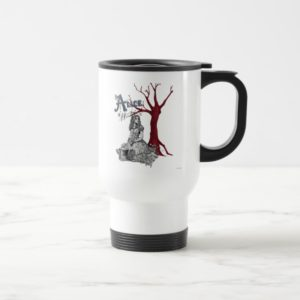 Alice in Wonderland - Tim Burton Travel Mug
