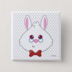 Alice in Wonderland | White Rabbit Emoji Button