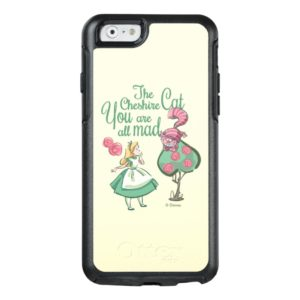 Alice | You Are All Mad OtterBox iPhone Case
