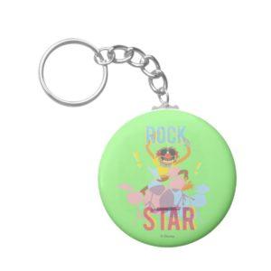 Animal - Rock Star Keychain