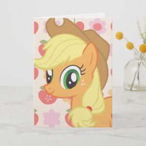 Applejack Card