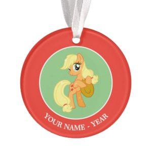 Applejack Ornament