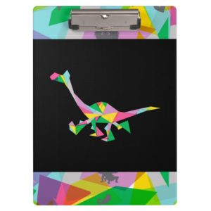 Arlo Abstract Silhouette Clipboard
