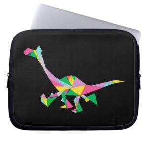 Arlo Abstract Silhouette Laptop Sleeve
