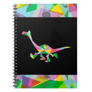 Arlo Abstract Silhouette Notebook