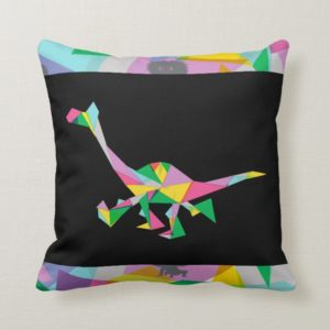 Arlo Abstract Silhouette Throw Pillow