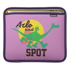Arlo And Spot Sunset Sleeve For iPads