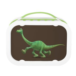 Arlo Character Art Lunch Box