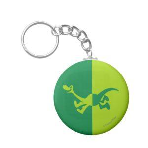 Arlo Half/Half Keychain