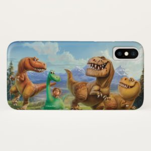 Arlo, Spot, and Ranchers In Field Case-Mate iPhone Case