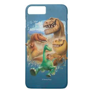 Arlo, Spot, and Ranchers In Forest Case-Mate iPhone Case