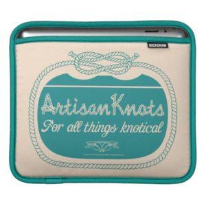 Artisan Knots Sleeve For iPads