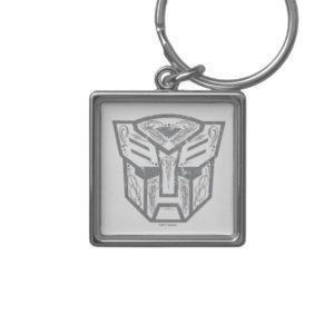 Autobot Decorative Symbol Keychain