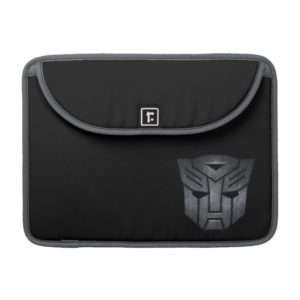 Autobot Shield Metal Sleeve For MacBooks