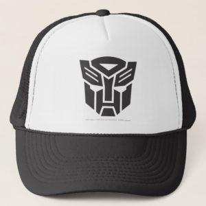 Autobot Shield Solid Trucker Hat