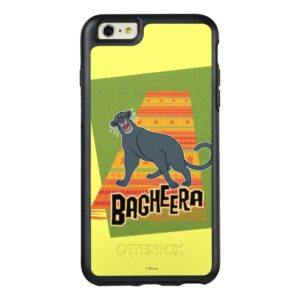 Bagheera With Name and Art OtterBox iPhone Case