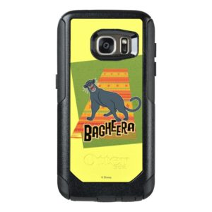 Bagheera With Name and Art OtterBox Samsung Galaxy S7 Case