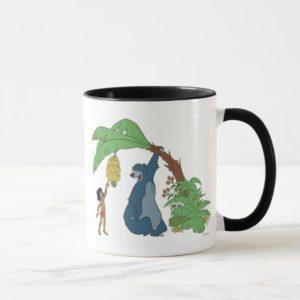 Baloo and Mowgli Disney Mug
