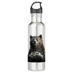Baloo & Mowgli   The Jungle Book Water Bottle