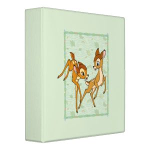 Bambi and Faline Binder