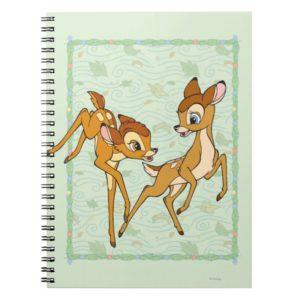 Bambi and Faline Notebook