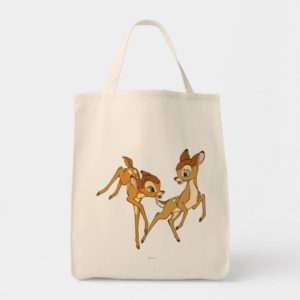 Bambi and Faline Tote Bag