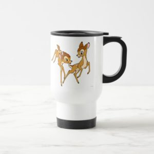 Bambi and Faline Travel Mug
